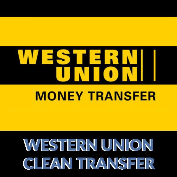 Western Union Clean Transfer