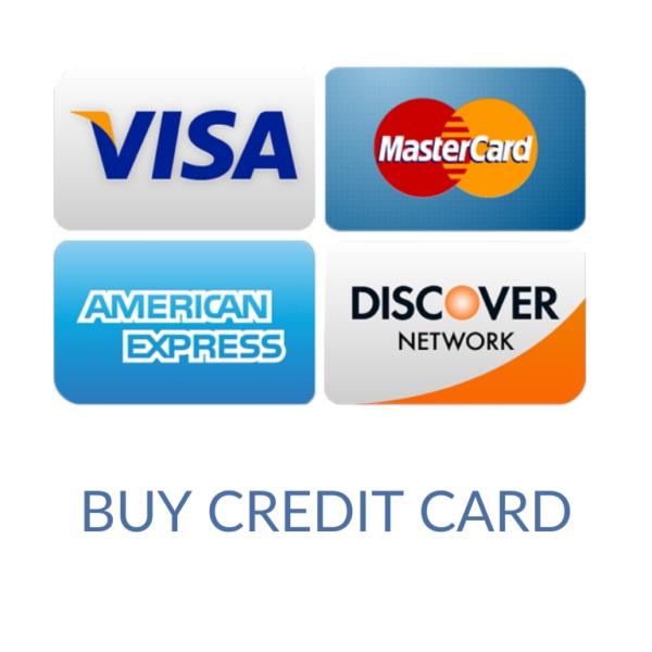 Buy credit card cc cvv2